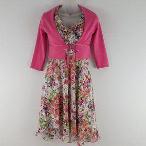 2 pc Donna Ricco New York Dress